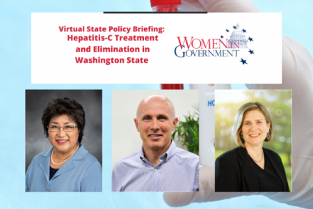 Virtual Policy Briefing Graphic-Hepatitis C Treatment & Elimination in Washington State